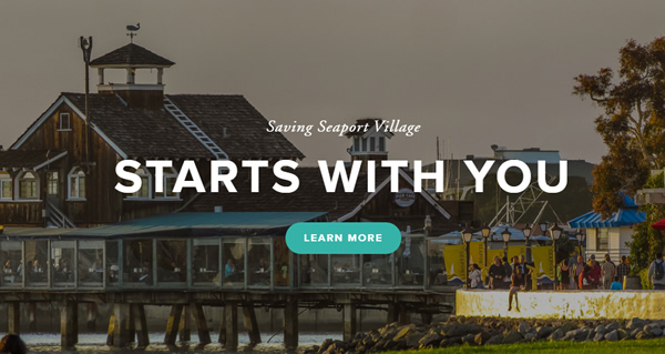 Save Seaport Village