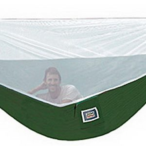 Camping Hammock with NoSeeUm Net