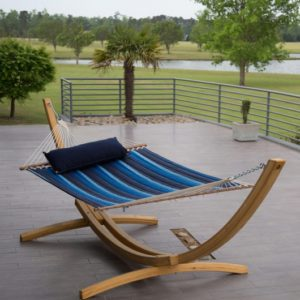 Large Quilted Hammock