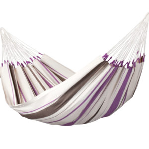 CARIBEÑA Single Hammock purple