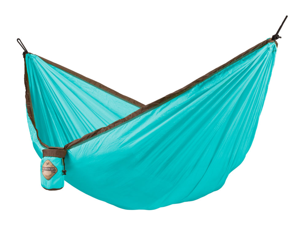 COLIBRI Single Travel Hammock turquoise