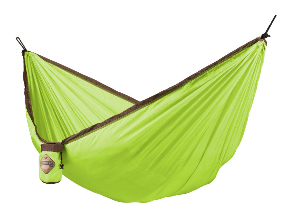 COLIBRI Single Travel Hammock green