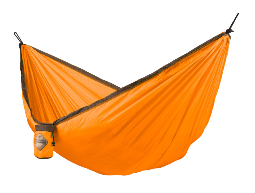 COLIBRI Single Travel Hammock orange