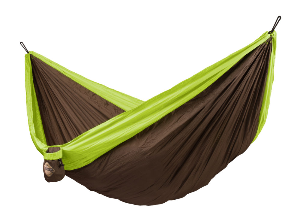 COLIBRI Double Travel Hammock green