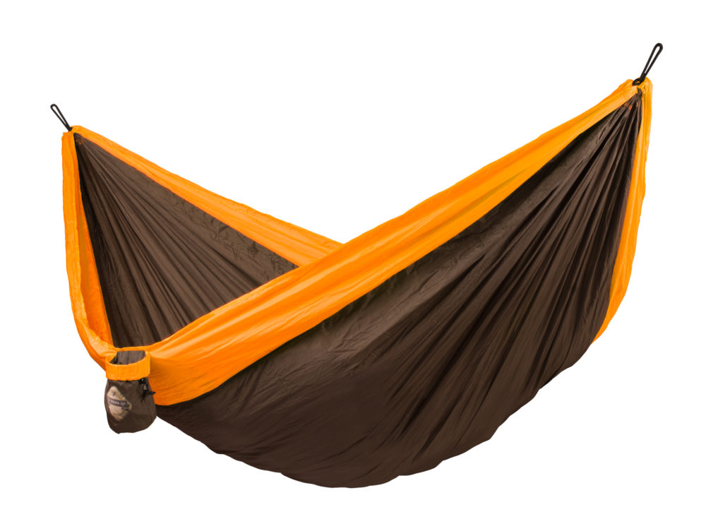 COLIBRI Double Travel Hammock orange