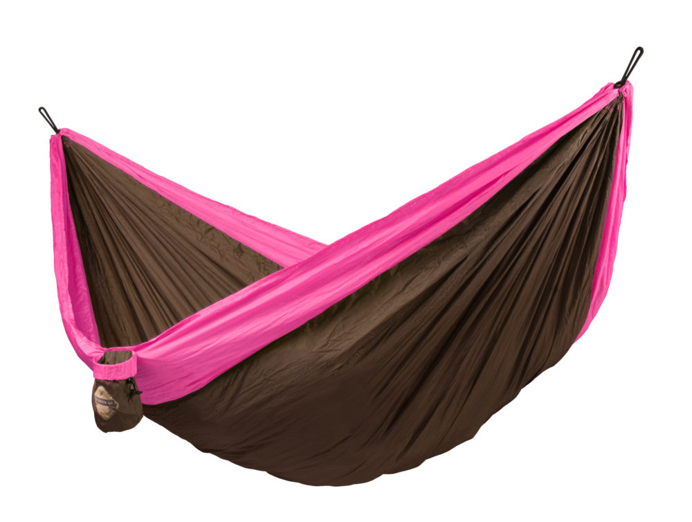 COLIBRI Double Travel Hammock fuchsia