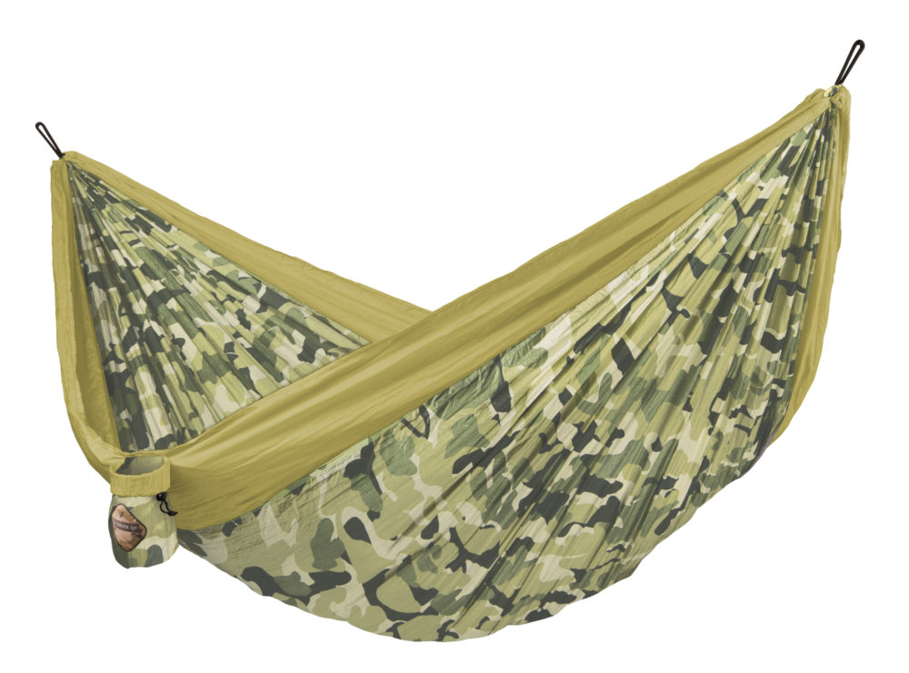 COLIBRI CAMO Double Travel Hammock forest