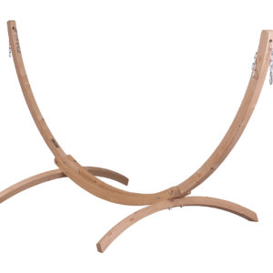 CANOA Wood Stand for Double Hammocks
