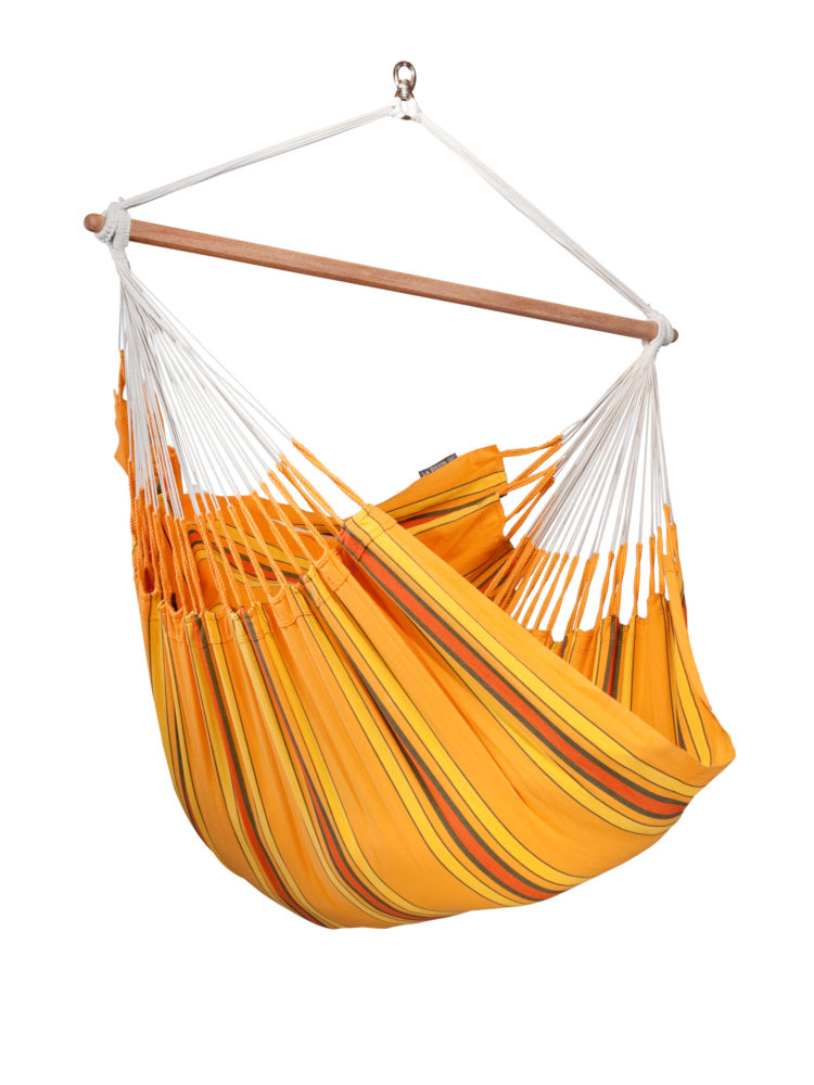 Organic Lounger Hammock Chair apricot