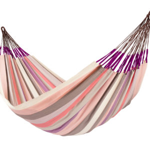DOMINGO Weatherproof Family Hammock plum