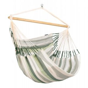 DOMINGO Weatherproof Lounger Standard Hammock Chair Cedar