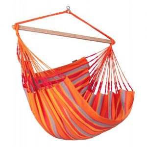 DOMINGO Weatherproof Lounger Standard Hammock Chair Toucan