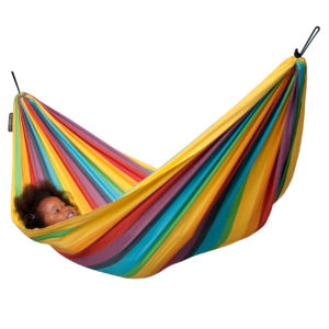 IRI Hammock for Kids rainbow