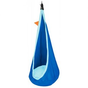 JOKI Organic Hanging Nest for Kids Dolphy