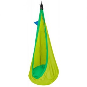 JOKI Organic Hanging Nest for Kids Froggy