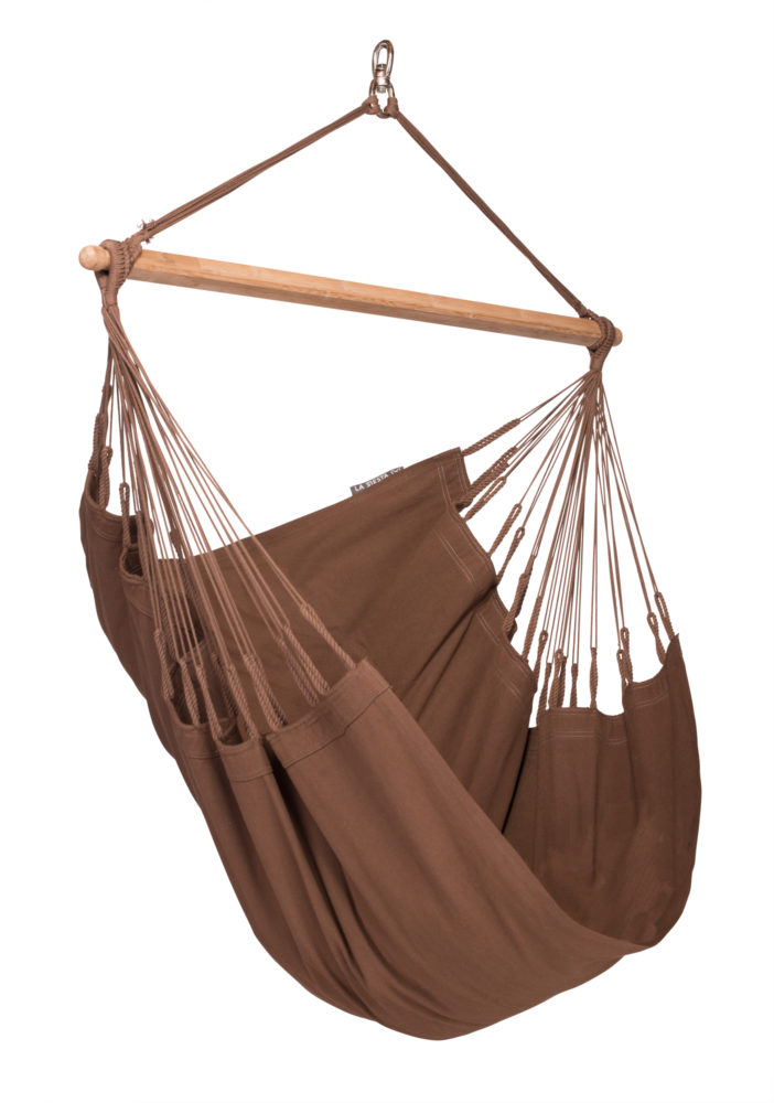 MODESTA Organic Basic Hammock Chair arabica