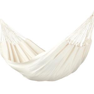 MODESTA Organic Single Hammock latte