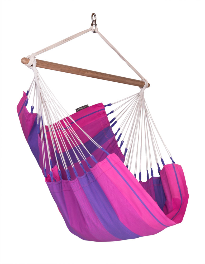ORQUÍDEA Basic Hammock Chair purple
