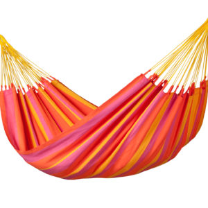 SONRISA Weatherproof Single Hammock mandarine