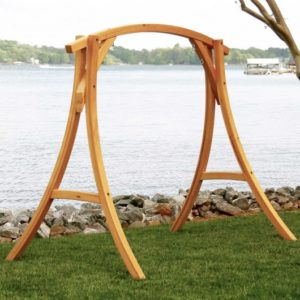 Porch Swing Stand - Cypress
