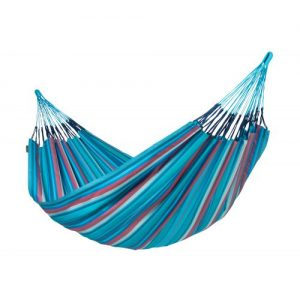 Brisa Weatherproof Double Hammock Wave