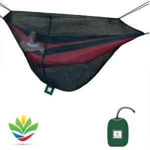 Mosquito Net Cocoon
