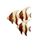 Angel Fish School